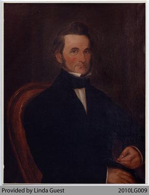 Hiram Phelps (1804-1877), son of Epaphras Lord Phelps, Mount Pleasant