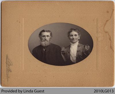 James Madison Thomas and Martha Thomas