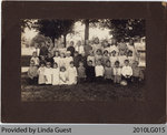 Mount Pleasant Public School Class, 1921?