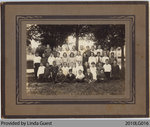 Mount Pleasant Public School Grade 5-8 Class, 1921