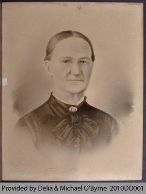 Unidentified Lundy Family Woman