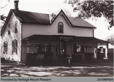 Modern Photo of Emily Townsend House, Mount Pleasant