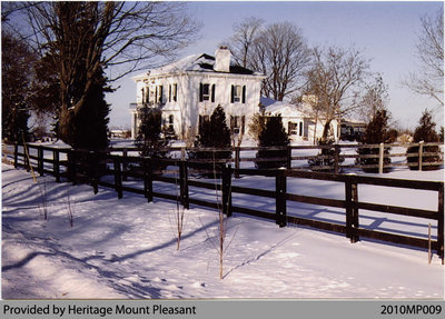 Mount Pleasant Farm, 2004