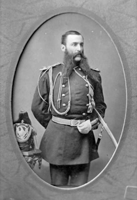 "Lieutenant William Winer ""Willie"" Cooke, c. 1874-76"