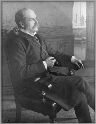 Arthur Sturgis Hardy of Mount Pleasant, 4th Premier of Ontario, c. 1896-99