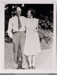 Collection of photos of Hugh MacLachlan and Mildred Burtch