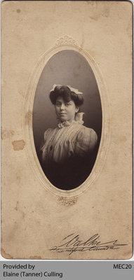 Alice Smith, member of Tanner family