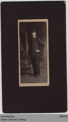 Possibly George Brown