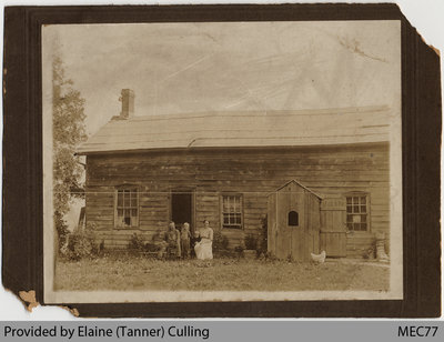 Tanner Homestead at RR1, South Dumfries, County of Brant