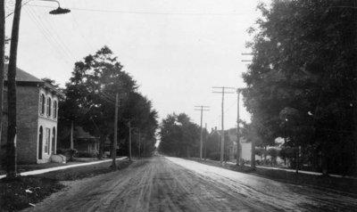 Burford Street Scene, c. 1923-24