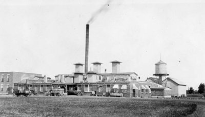 Canadian Milk Products Co., Ltd., Plant No.3, Burford, Ont., c. 1923-24