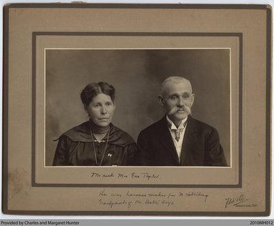 Taylor Family Portrait, Scotland, Ontario