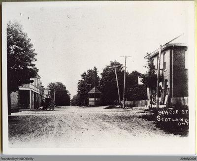 Simcoe St., Scotland, Ontario