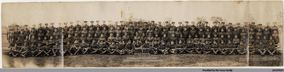 Canadian Expeditionary Force, B Company, 125th Overseas B.N. Brantford, May 18, 1916