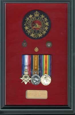 Medals of M. Pricodic