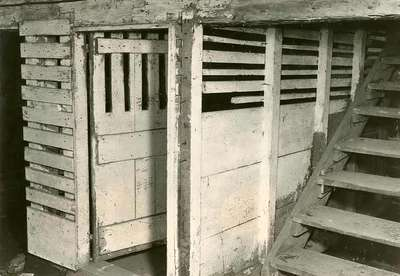 Henry Nelles Home- Cell for American Prisoners
