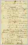 Memorandum of Militia Pay Allowances and Losses due Capt. H. Nelles, 4th Regiment of the Lincoln Militia- 1814-1815