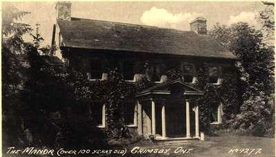 Robert Nelles Manor