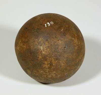 Ten Pound Cannonball