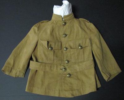 Children's military jacket