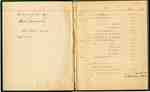 St. Lawrence Church, Deux Rivieres Record Book (c.1926-1940)