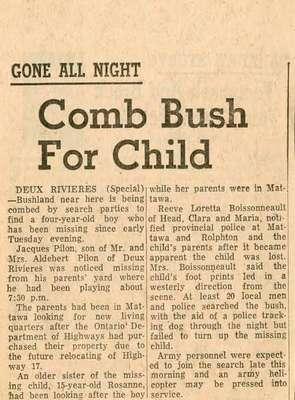 Comb Bush for Child