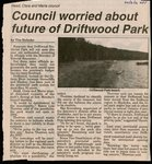 Council worried about future of Driftwood Park