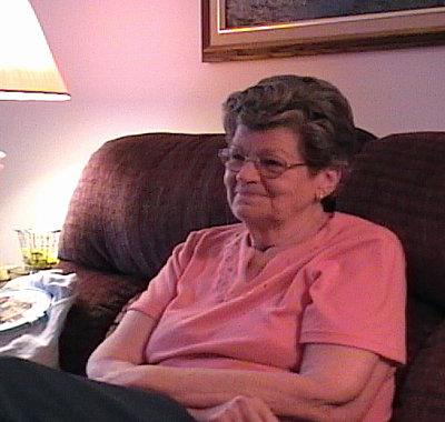 Doris Oglestone