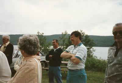 Seniors Picnic, Old Mackey's Park, c.1985