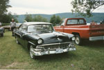 Restored Car Old Mackey's Park, Seniors Picnic c.1985