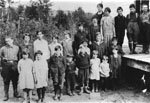 Stonecliffe School Children c.1925 or 1926