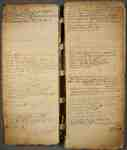 Clinton Township Minute Book- Beginning in 1793