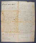 Land Deed Between Paul Marlatt and Jacob Book- 1807