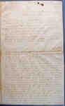 Letter in German- 1815