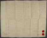 Land Indenture for Abraham High- 1814