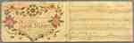 Fraktur Songbook by Jacob Moyer- 1819