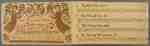 Fraktur Songbook- 1804
