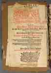 German Bible- c. 1736