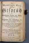 Religious Book- 1805