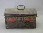 Pennsylvania German Tolework Box- c. 1820