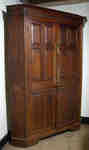 Corner Cupboard- c. 1820
