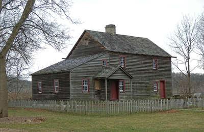 Jacob Fry House- 1815