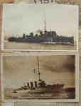 HMS Star and HM Saucy Arethusa