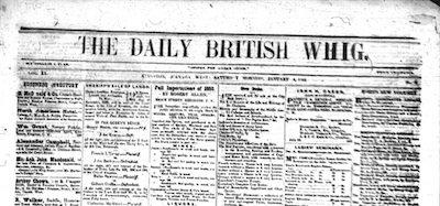Daily British Whig