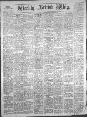 Weekly British Whig (1859), 15 Sep 1881