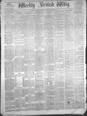 Weekly British Whig (1859), 13 Oct 1881