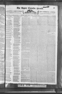 Upper Canada Herald (Kingston1819), 3 Jan 1837