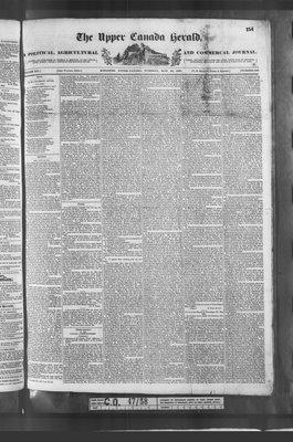 Upper Canada Herald (Kingston1819), 16 May 1837