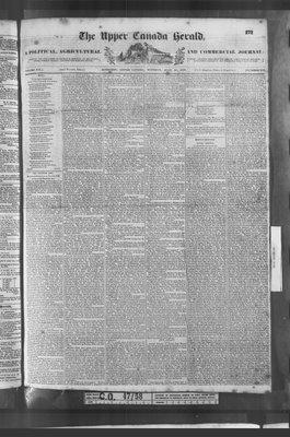 Upper Canada Herald (Kingston1819), 18 Jul 1837