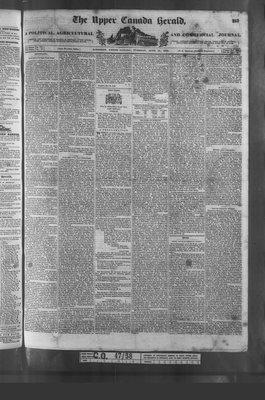 Upper Canada Herald (Kingston1819), 12 Jun 1838
